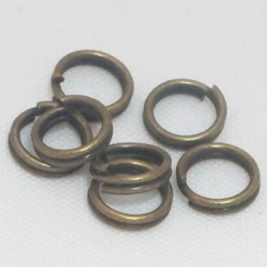 Anilla doble 6x0,8mm.